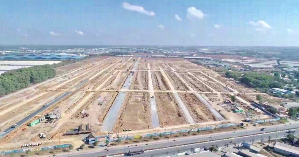 Dự án City Land Bình Dương