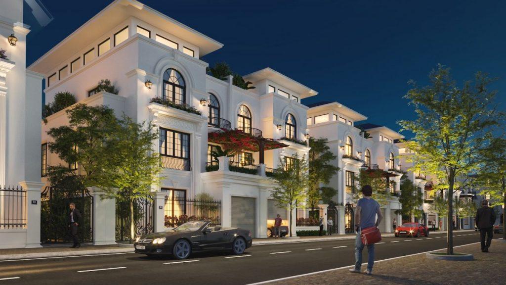 Vị trí của dự án Lavilla Green City Tân An nằm ở đâu?