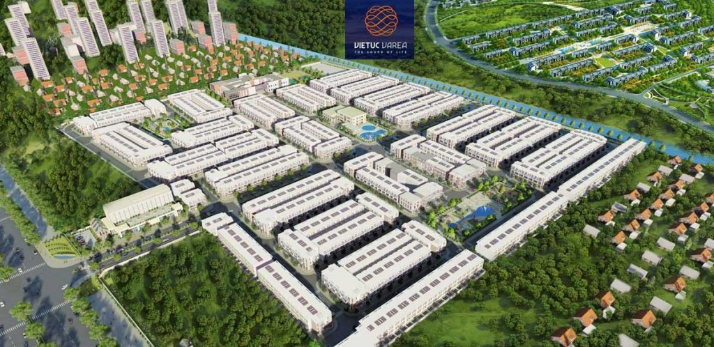 Dự án khu dân cư Việt Úc Varea