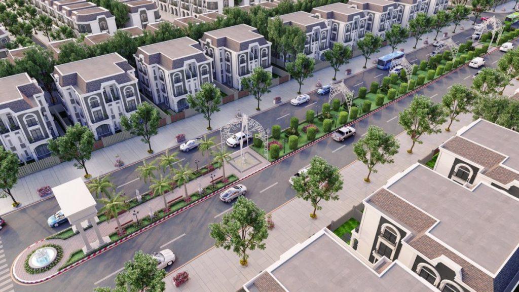 Điểm sáng trong việc đầu tư vào dự án Lavilla Green City Tân An