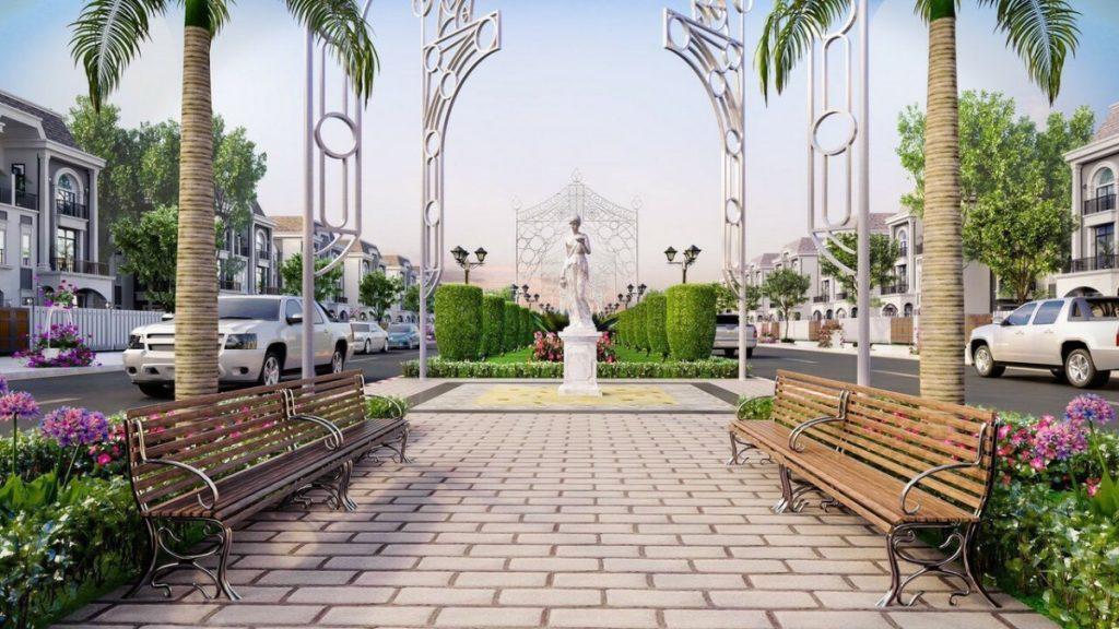 Dự án Lavilla Green City sôi động vào thời điểm cuối năm 2019