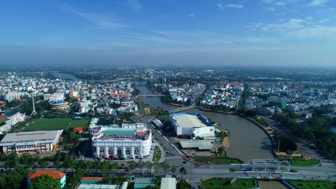 Thành phố Tân An đất nền