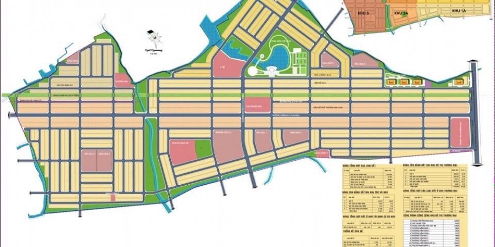 Hình ảnh khu đô thị Đông Bình Dương
