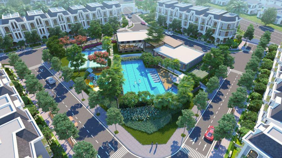 Tiện ích Lavilla Green City Tân An