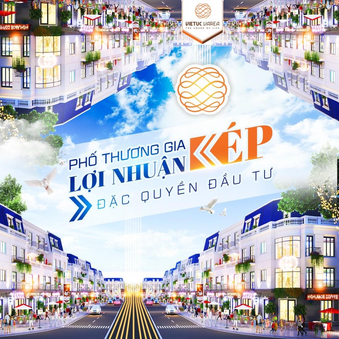 Tổng quan dự án KDC Việt Úc Varea