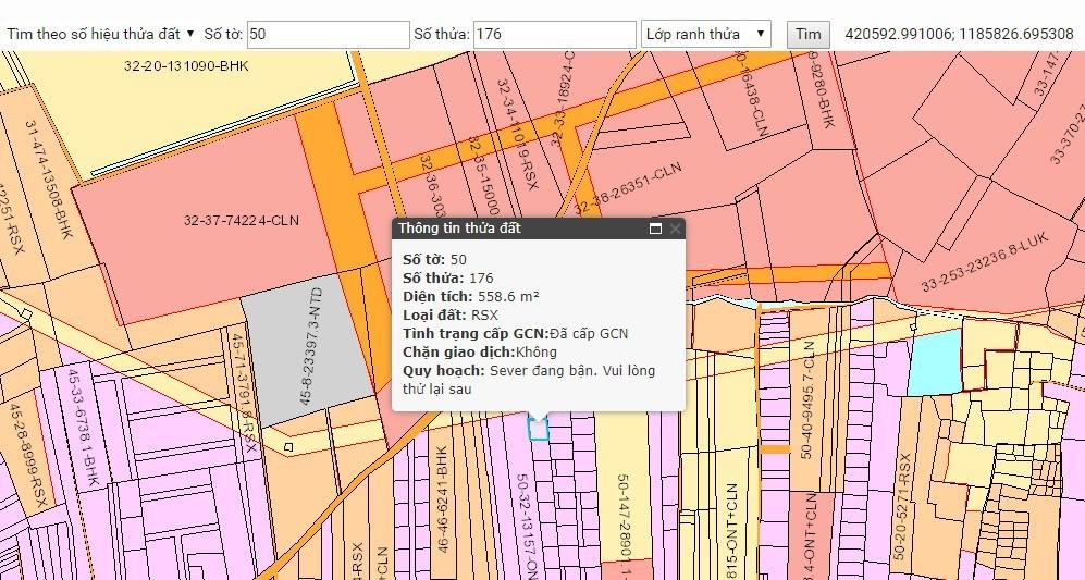 Mọi công dân có quyền xem thông tin đất đai như thế nào?