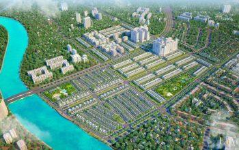 2. Phối cảnh Dự án Lavilla Green City Tân An