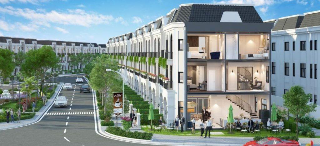 Điểm nhấn đầu tư lớn của dự án Lavilla Green City Tân An