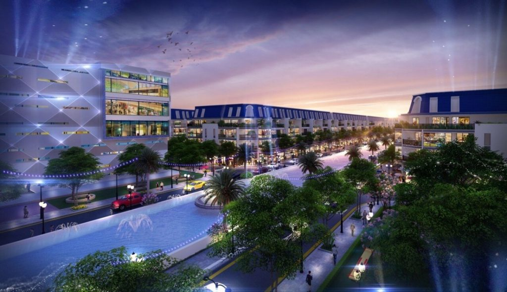 Hình ảnh Tân Tạo Shopping Street