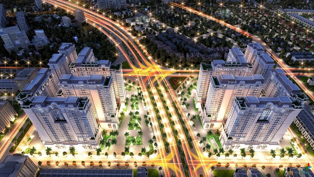 Tiềm năng Khu đô thị Lavilla Green city thành phố Tân an