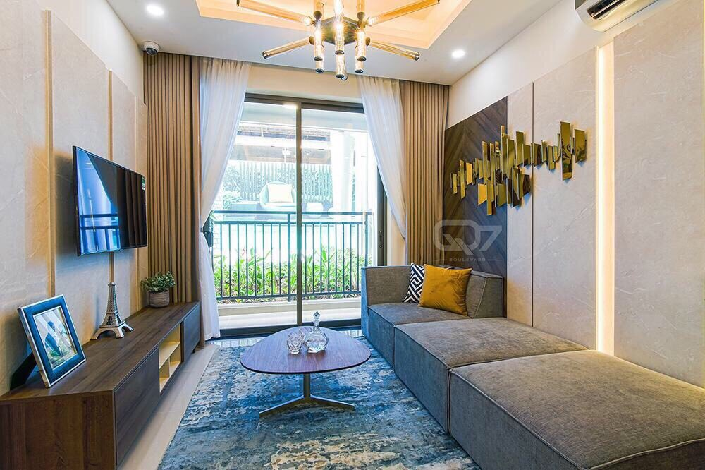 Vị thế nổi bật trung tâm của dự án căn hộ Grand Center Quy Nhơn