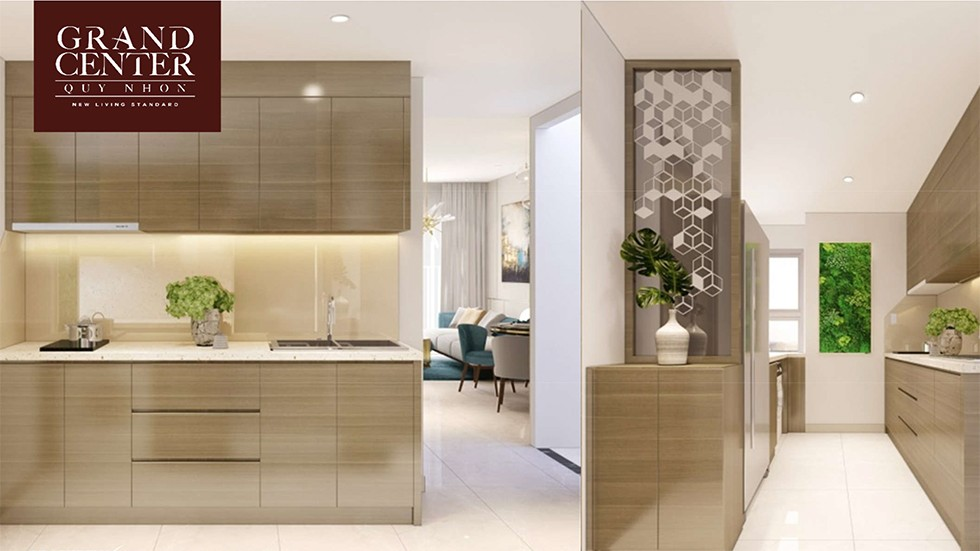 Những lý do tại sao nên đầu tư vào căn hộ Grand Center Quy Nhơn