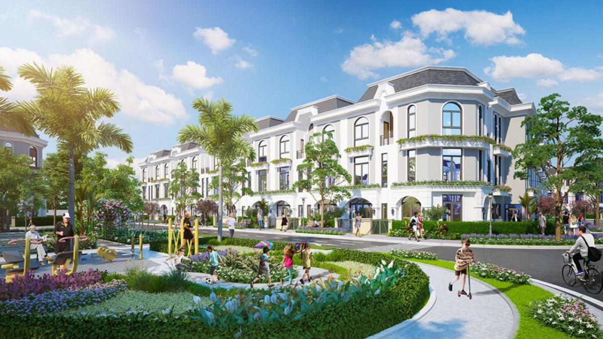 Chi tiết giá thành của dự án Lavilla Green city