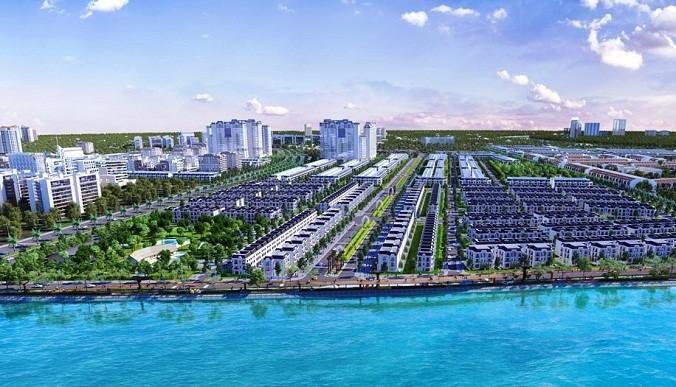 Bên trong dự án Lavilla Green City Tân An có những gì?