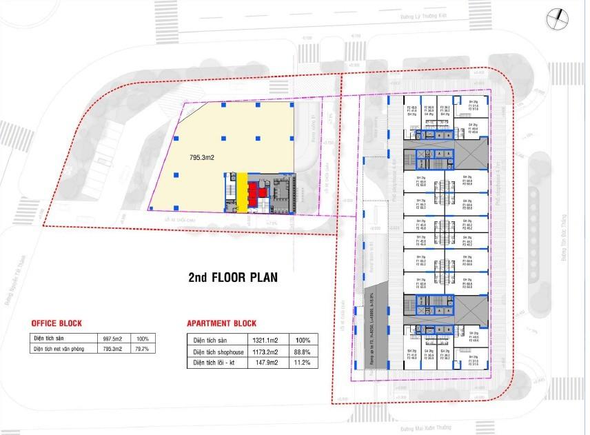 Thông tin tổng quan về dự án căn hộ Grand Center Quy Nhơn