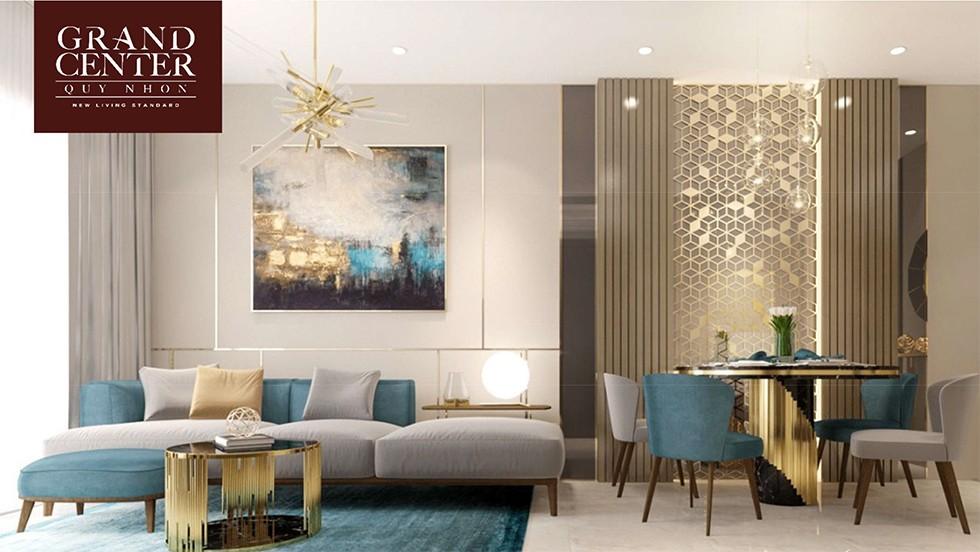 Tiềm năng phát triển của dự án căn hộ Grand Center Quy Nhơn