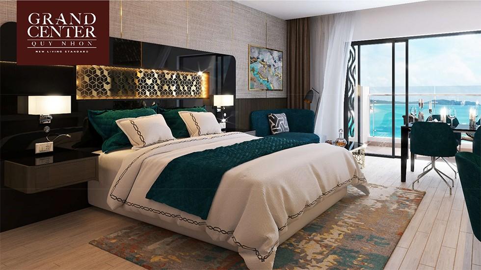 Giới thiệu chung về quy mô dự án căn hộ Grand Center Quy Nhơn