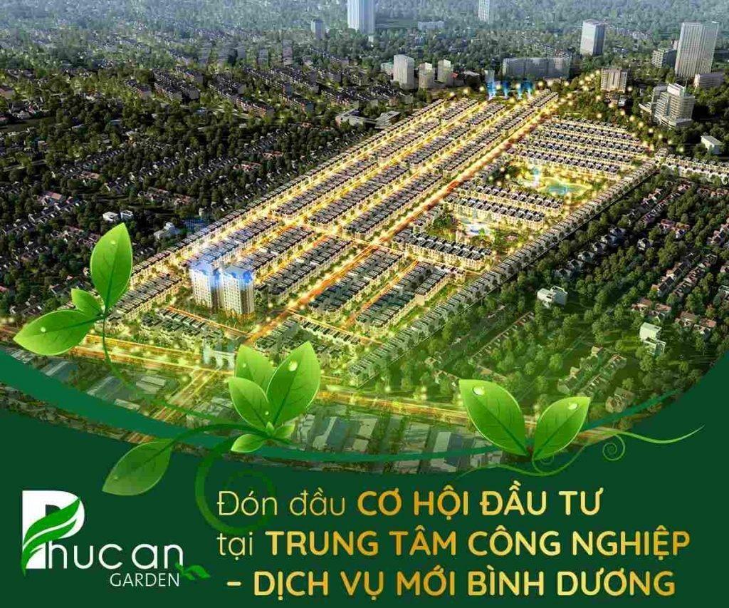 Đơn vị chủ đầu tư của dự án Phúc An Garden uy tín