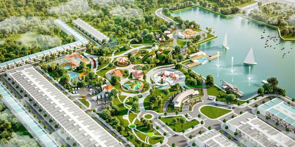 Khu đô thị phức hợp Cát Tường Phú Hưng Đồng Xoài