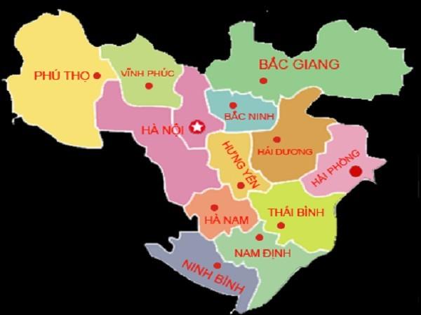Bản đồ Việt Nam Mới Nhất Năm 2020