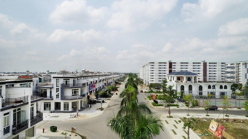 Dự án Phúc An City có tiềm năng sinh lợi cao