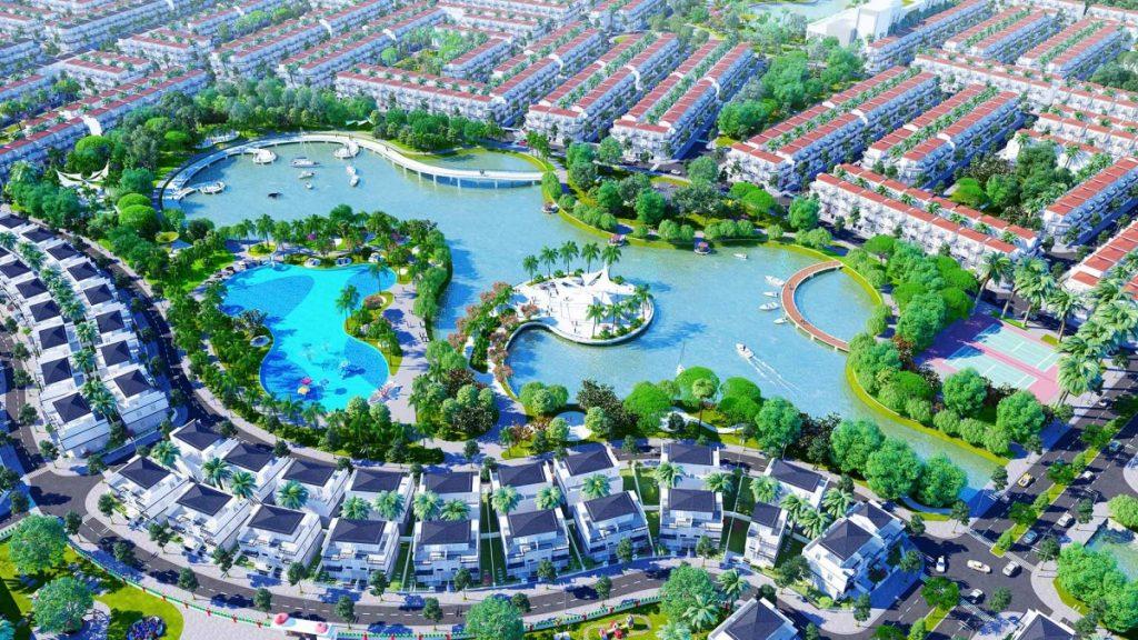 Khu đô thị Phúc An City có sức hút lớn đối với các nhà đầu tư