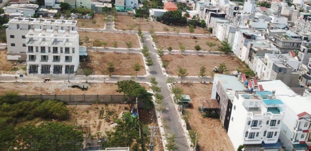 Đất nền dự án The Sun Residence