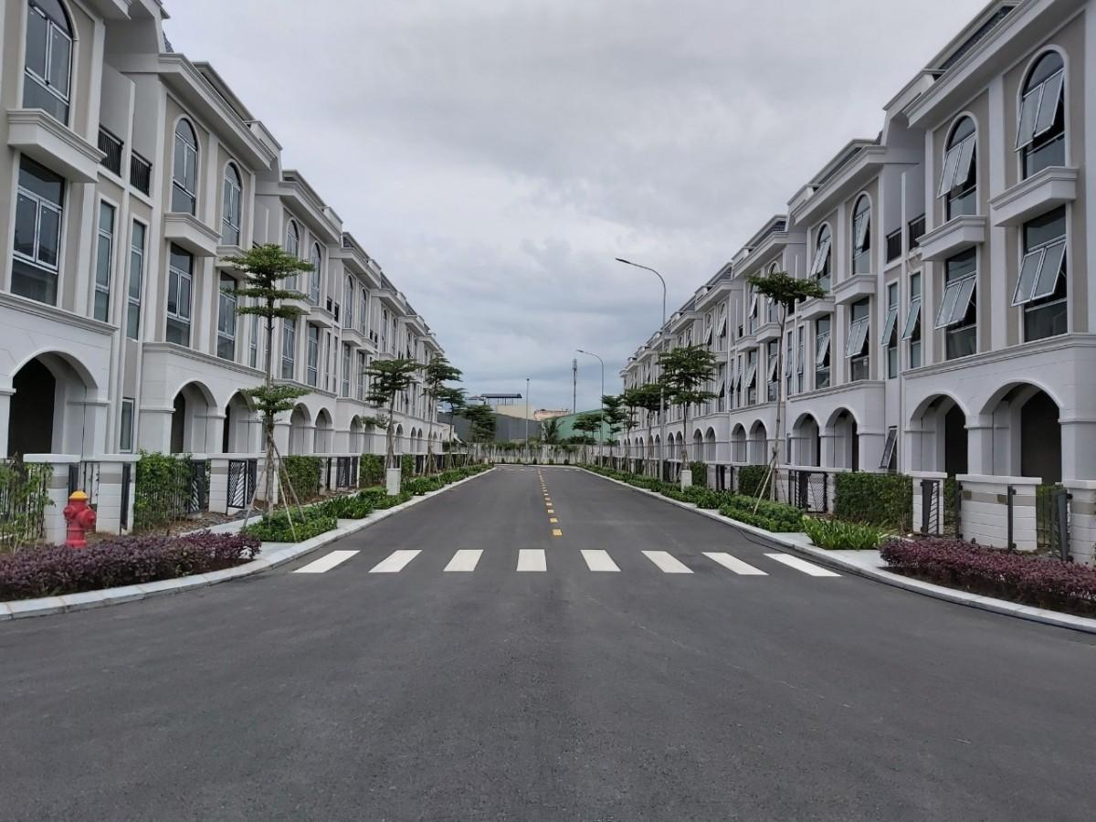 Hình thực tế Long Phú Villa