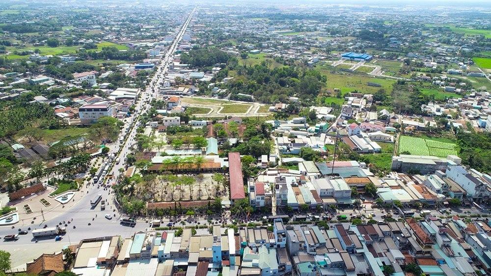 Cơn sốt bất động sản tại tỉnh Long An
