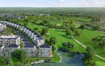 Dự án biệt thự sân golf West Lakes Villas