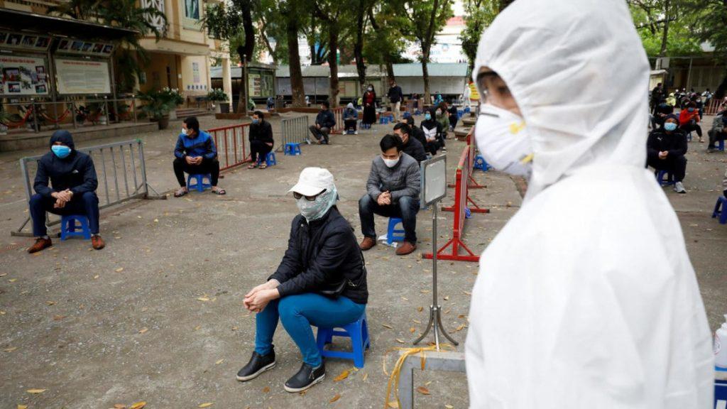 Việt Nam ghi nhận thêm 6 ca nhiễm covid 19 mới