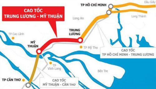 Không ghép với cao tốc Trung Lương - Mỹ Thuận