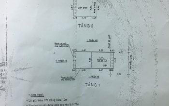 Bán nhà Quận Tân Bình đường Cộng Hoà giá 7,7 tỷ