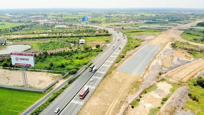 Hình ảnh Cao tốc Mỹ Thuận Cần Thơ