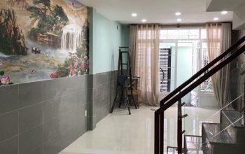 Bán nhà hẻm 449 Trường chinh, Phường 14, Quận Tân Bình, TPHCM