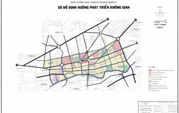 Bản đồ hành chính quận 5