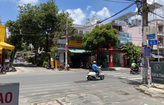 Bán nhà Quận Tân Phú 1B Hàn Mạc Tử, Tân Thành, Tân Phú