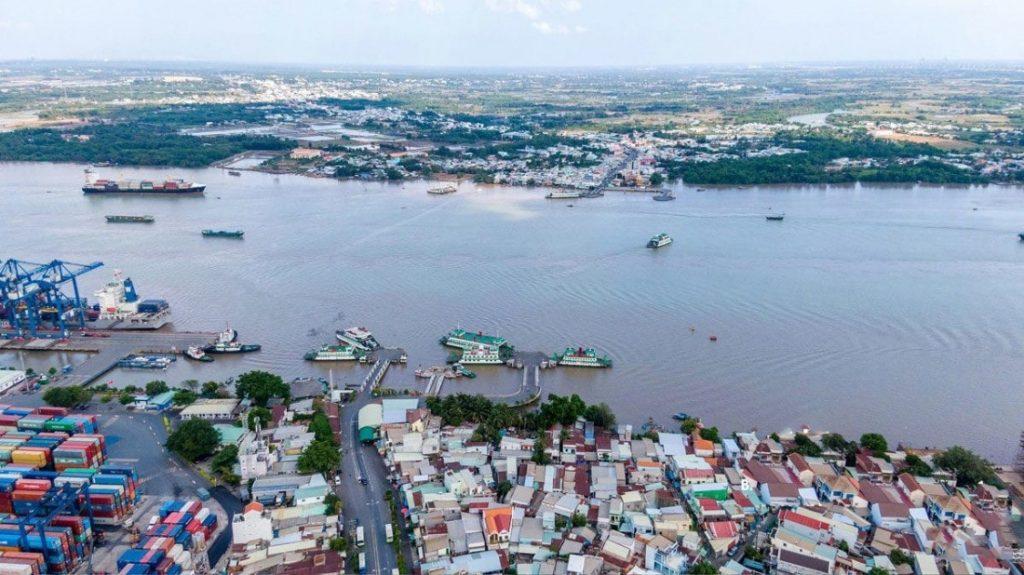 Hình ảnh cảng Cát Lái
