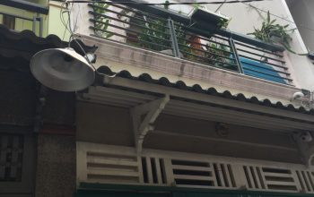 Bán nhà Quận Tân Phú giá rẻ chỉ 3,78 tỷ