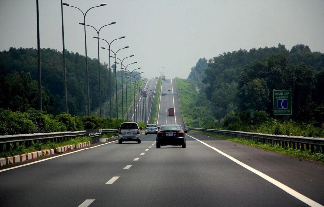 Hình ảnh Cao tốc TP.HCM - Mộc bài