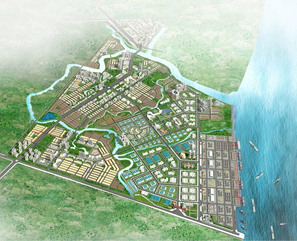cảng quốc tế long an
