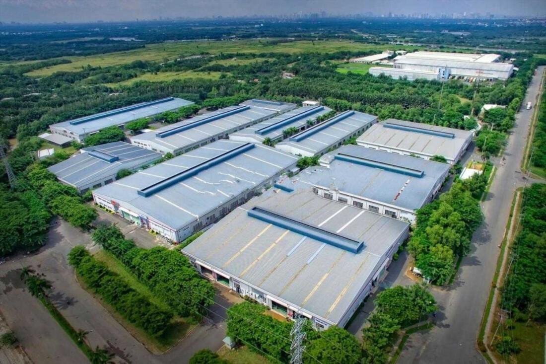 Khu công nghiệp Đức Hoà 3