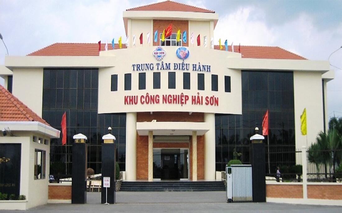 Khu công nghiệp Hải Sơn - Đức Hòa Đông