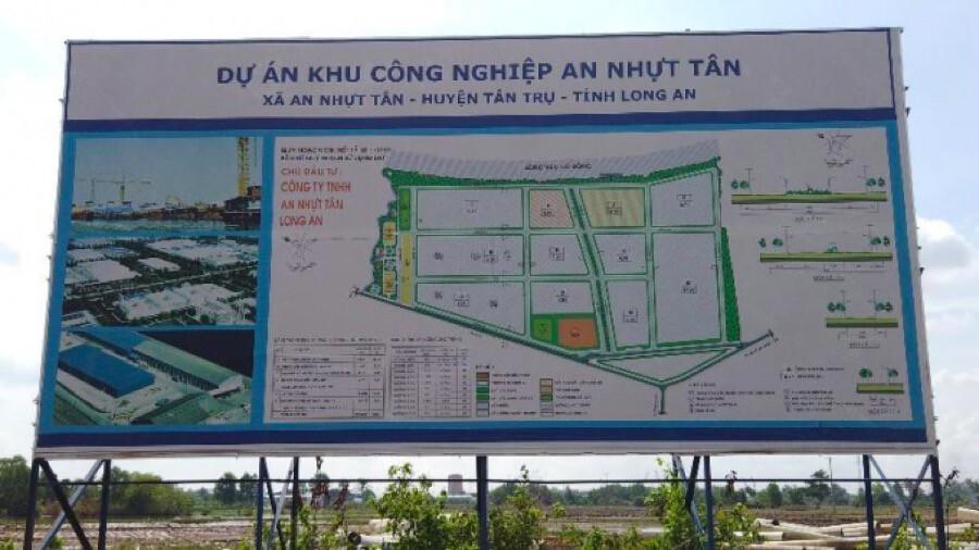 Khu công nghiệp An Nhật Tân