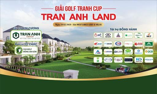 Giải Golf tranh cúp Tran Anh Land