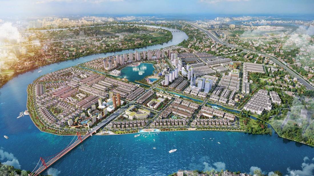 Dự án Vạn Phúc City
