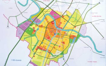 Bản đồ quy hoạch tp Tân An Long An