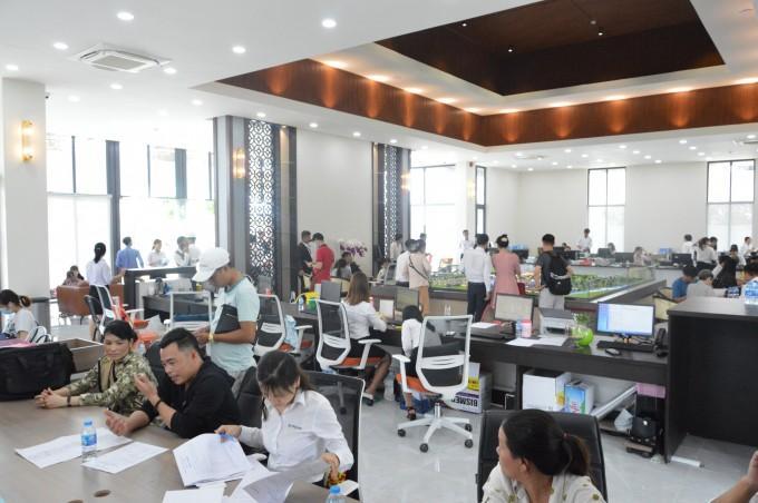 Trụ sở mới của Trần Anh