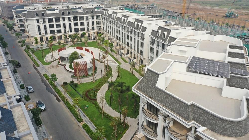 Cập nhật tiến độ Vạn Phúc City quý 2 năm 2020