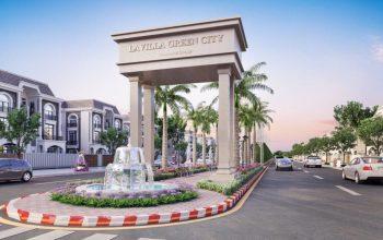Khu đô thị Lavilla Green City Tân An